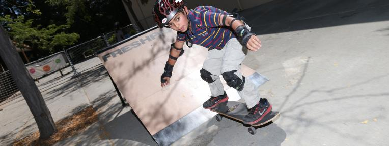 Skateboarding Class for Youth