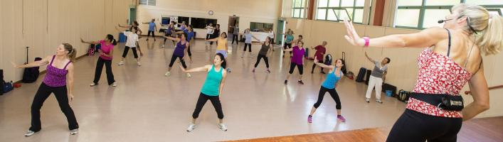 Los Altos Recreation Jazzercise
