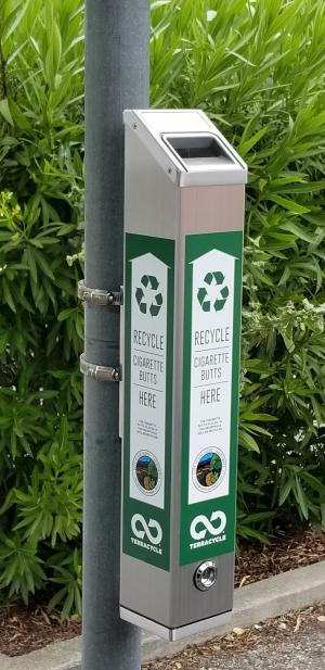 Smoke-Free Environments and Cigarette Butt Recycling | City of Los