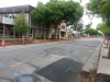 First Street Streetscape - Phase 1B