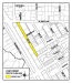 First Street Resurfacing Map